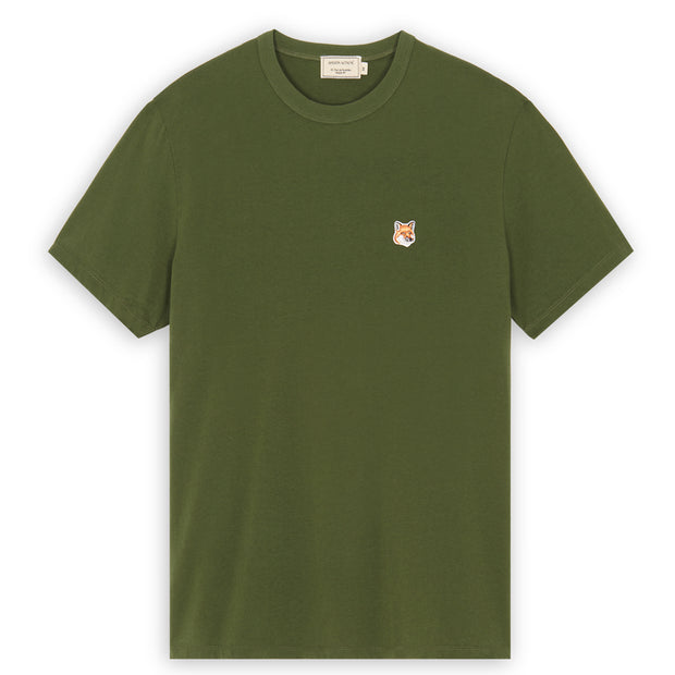 Fox Head Patch Classic Tee-Shirt 'Khaki'