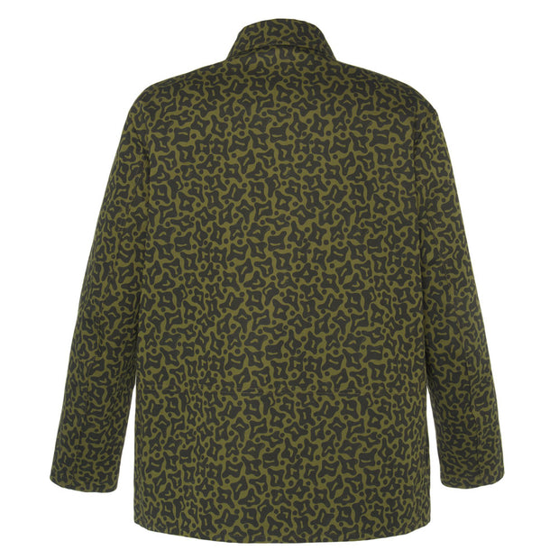 Printed Cotton - Twill Jacket