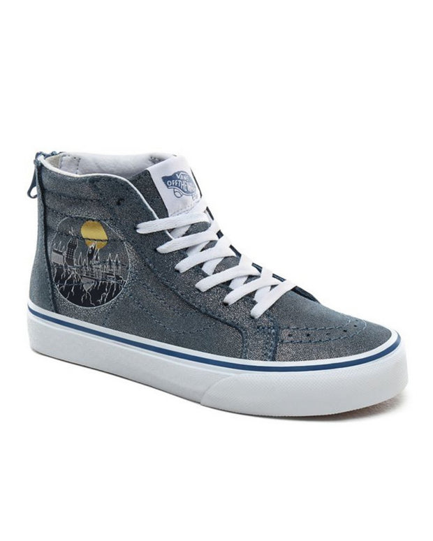SK8-Hi Zip Harry Potter