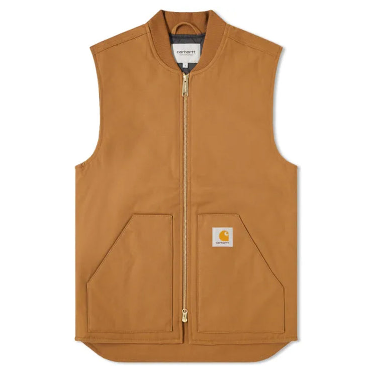 Vest Rigid 'Hamilton Brown'