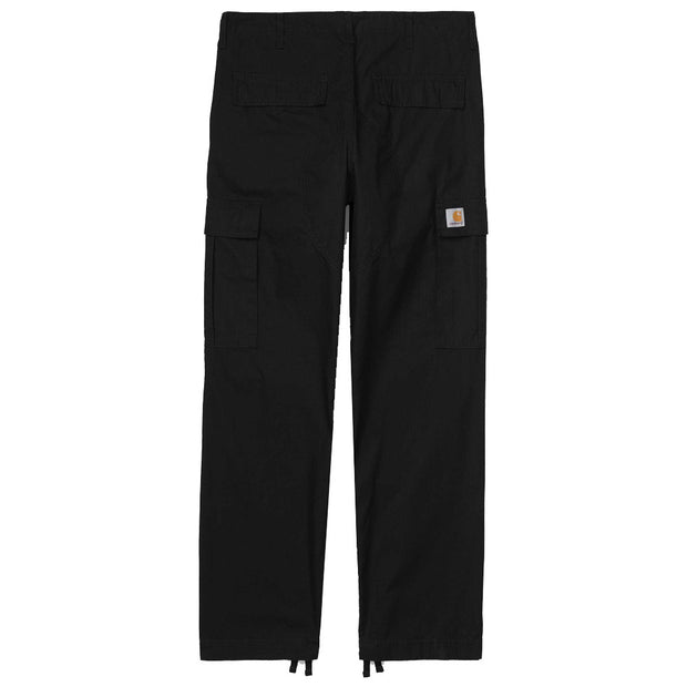 Regular Cargo Pant 'Black'