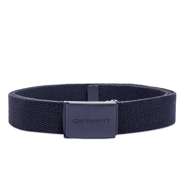 Clip Belt Tonal 'Dark Navy'