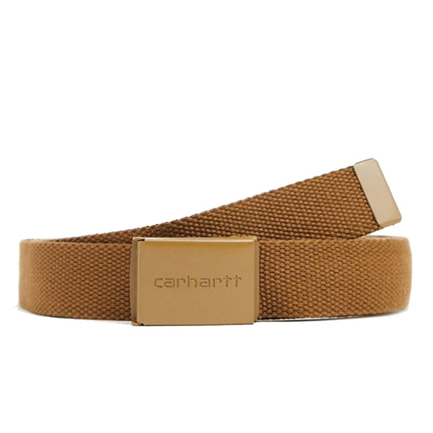 Clip Belt Tonal 'Hamilton Brown'