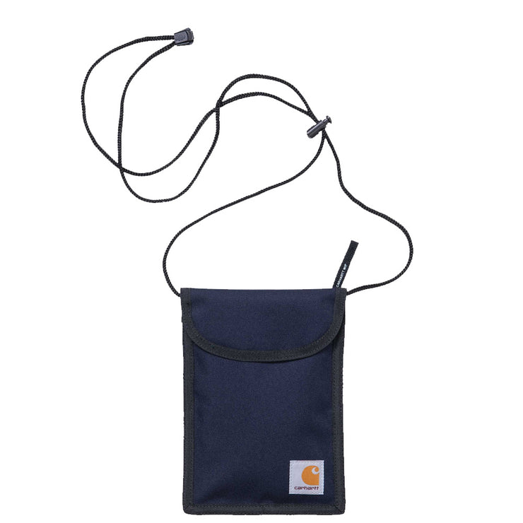 Collins Neck Pouch 'Dark Navy'