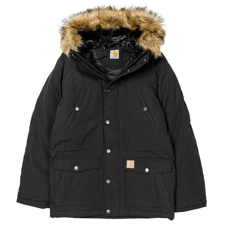 Trapper Parka 'Black'