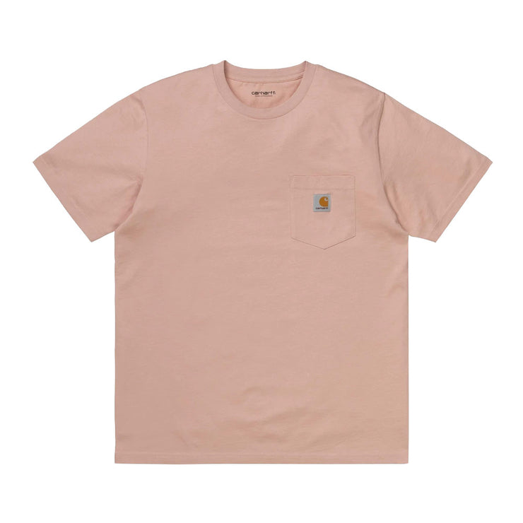 S/S Pocket T-shirt 'Powdery'