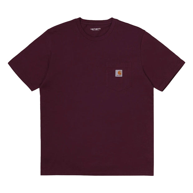 S/S Pocket T-shirt 'Shiraz'