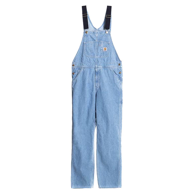 Bib Overall 'Blue Worn Bleached'