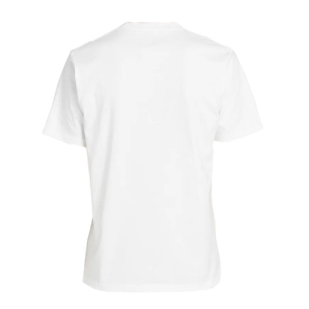 S/S College T-Shirt 'White'