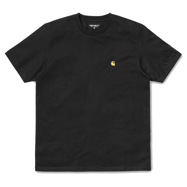 S/S Chase T-shirt 'Black / Gold'