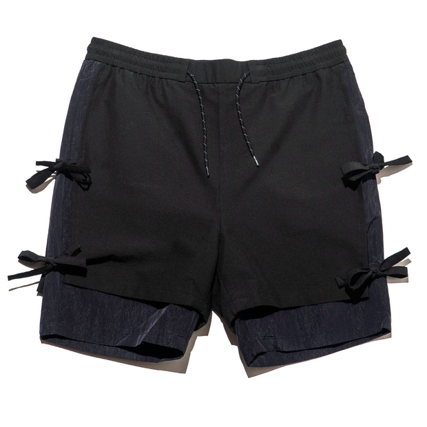 Layer Shorts 'Black'