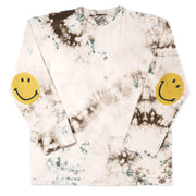 Kountry Jersey Smilie Patch Crew Tee
