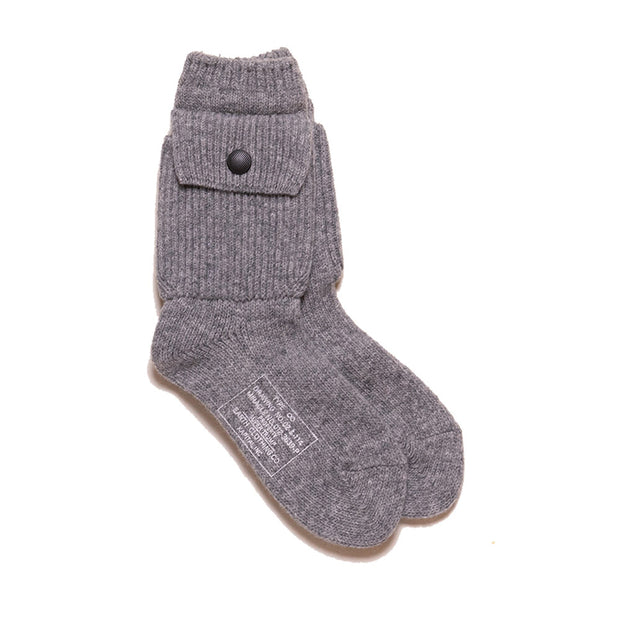 56 Yarns Alpine Socks 'Gray'