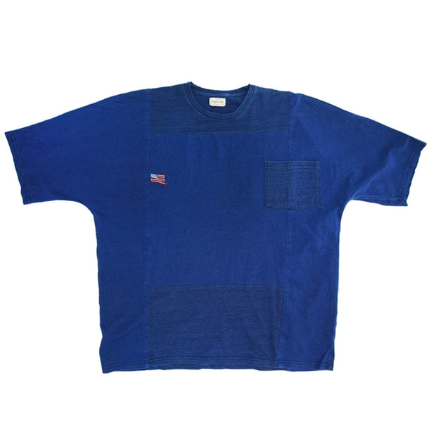 Kountry Indigo Jersey Remake Big Tee