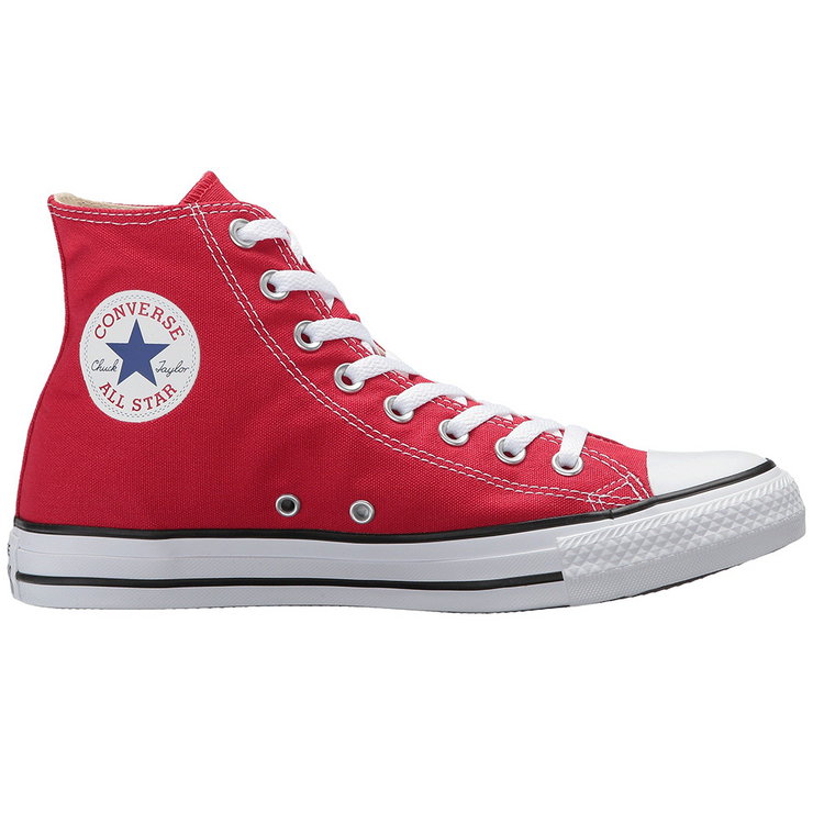 Chuck Taylor All Star Hi Top 'Red'