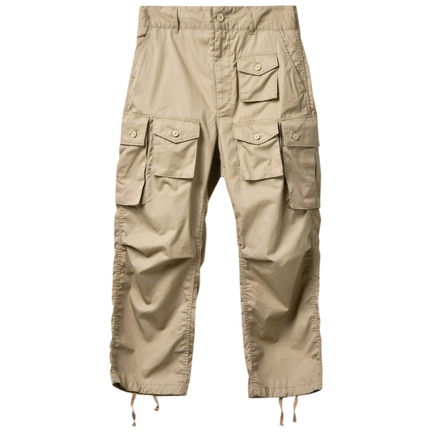 FA Pant 'Khaki Highcount Twill'