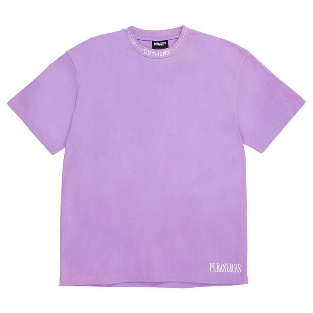 Cut Here Heavy Weight Shirt 'Lavender'