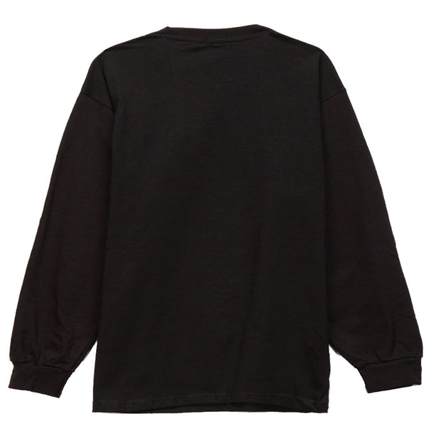 One Night Long Sleeve T-Shirt 'Black'