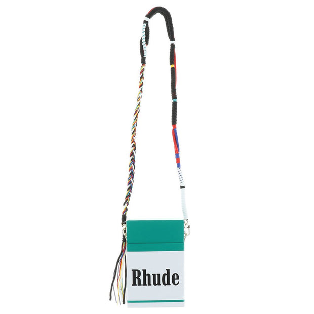 Cig Bag 1 'Green / White'