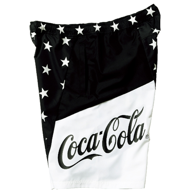 Coca-Cola Multi Pattern Shorts