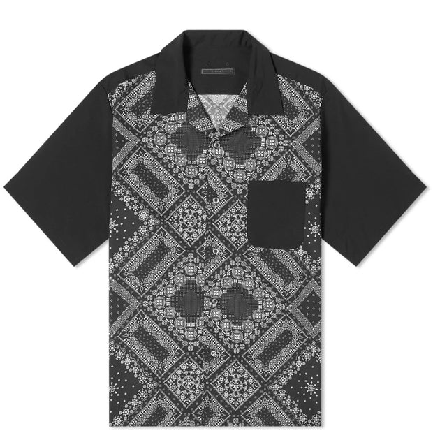 Sophnet - Pattern Mix Aloha Shirt 'Black'