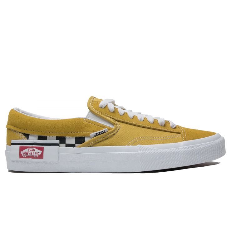 Slip-On CAP 'Yolk Yellow'