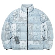 PERTEX T Down Jacket 'Bandana Grey'