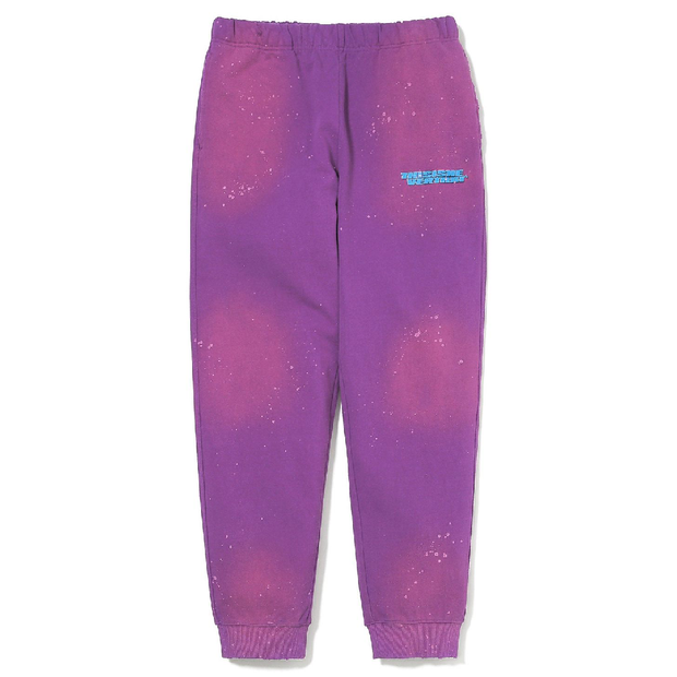 Damaged Sweatpant 'Purple'