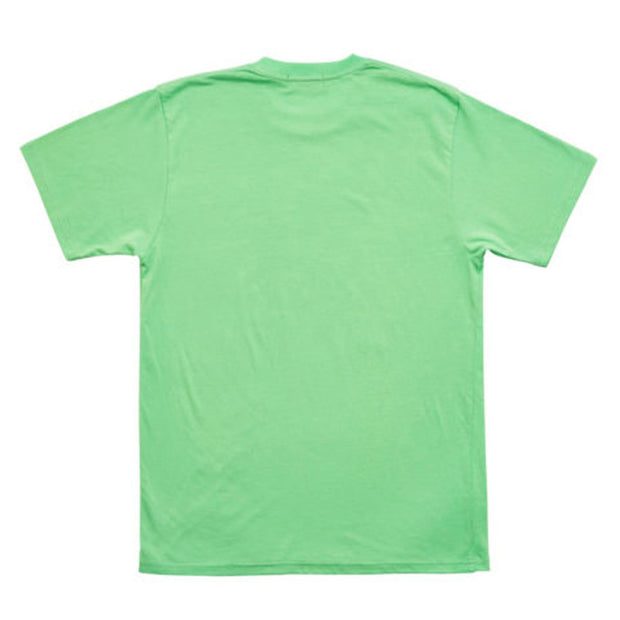Round Logo T-Shirt 'Acid Green'