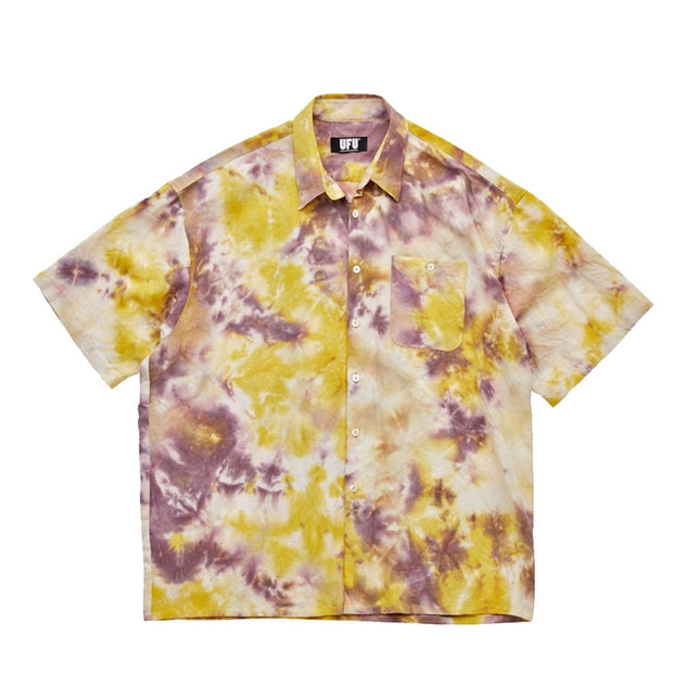 Tie Dye Shirt 'Yellow'