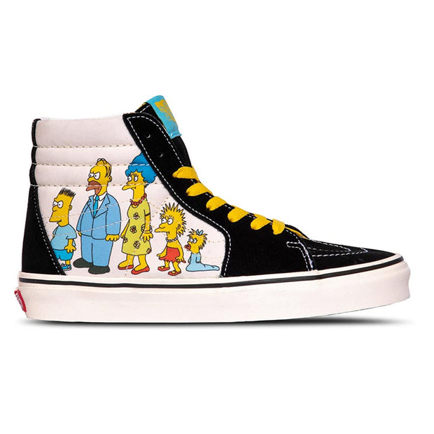 UA SK8-Hi (The Simpsons) '1987-2020'