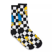 Vans X The Simpsons Crew Socks