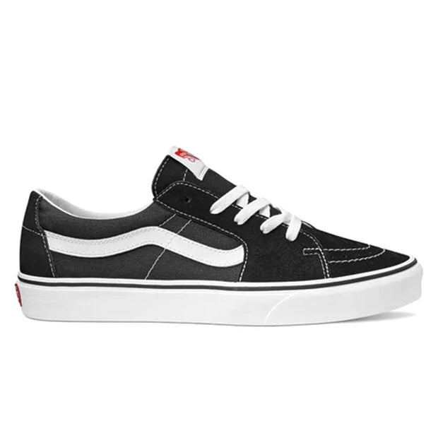 UA SK8-Low 'Black / White'