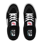 Classic Comfycush Sk8-Low 'Black / True White'