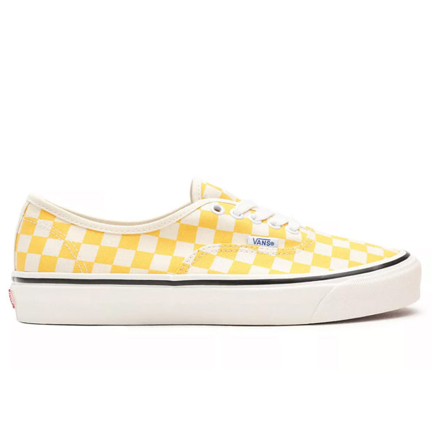 Authentic 44 DX '(Anaheim Factory) OG Yellow / OG Checker'