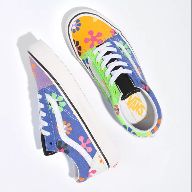Old Skool 36 DX '(Anaheim Factory) Psychedelic Floral'