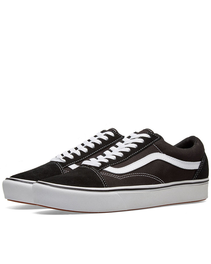 Old Skool 'Black White'