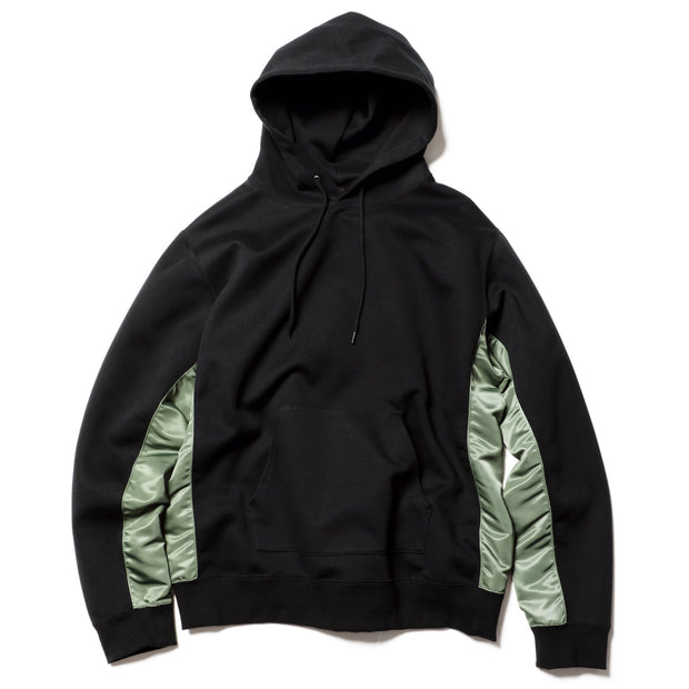 Sophnet - Fabric Mix Hoodie