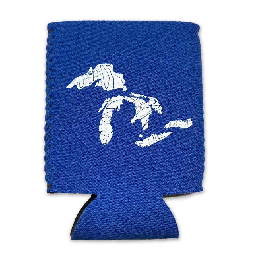 Great Lakes Coozie - Unparalleled Apparel
