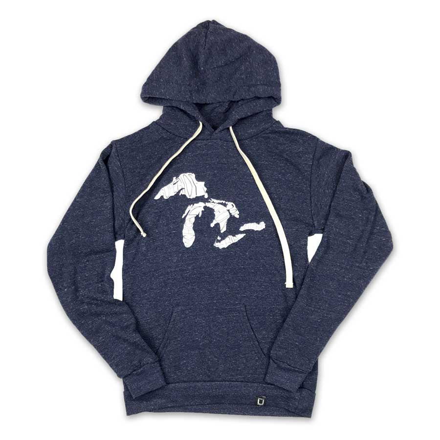 Great Lakes Hoodie - Unparalleled Apparel