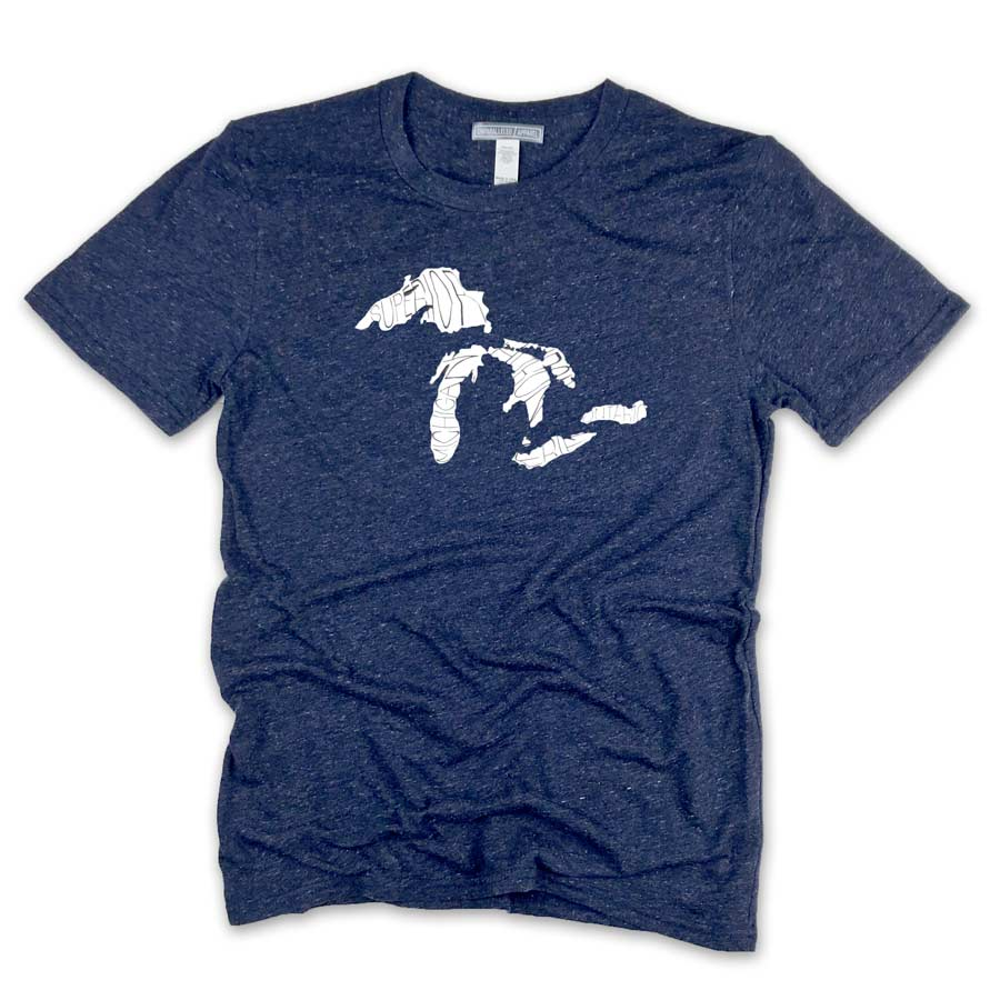 Great Lakes T-Shirt - Unparalleled Apparel