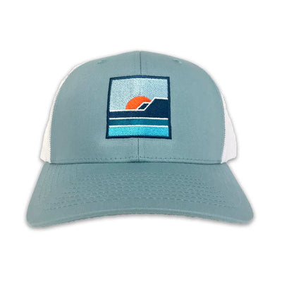 Lake Michigan Bluffs Hat - Unparalleled Apparel