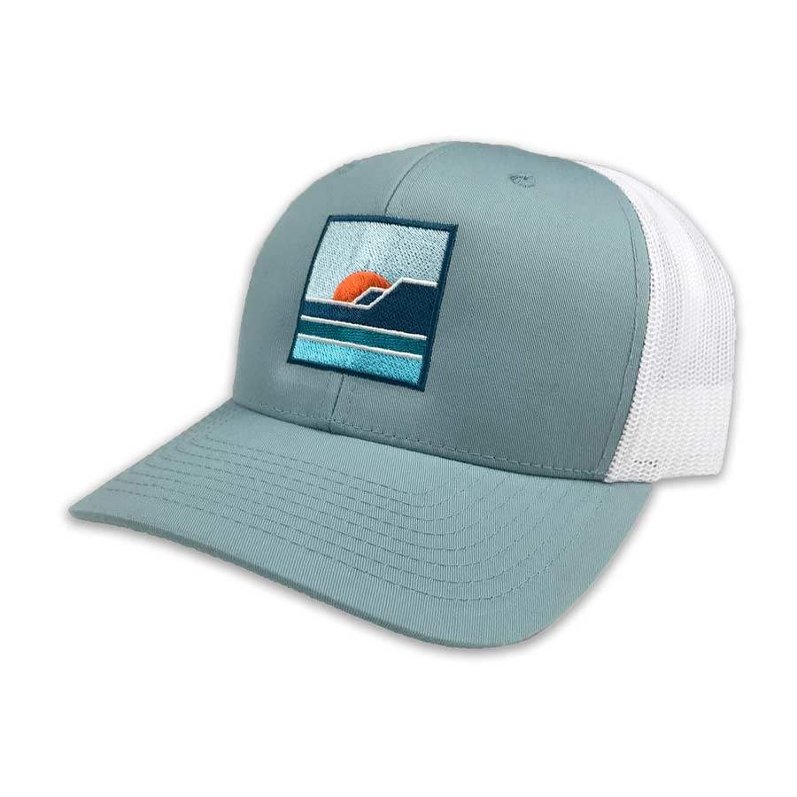 Lake Michigan Bluffs Hat