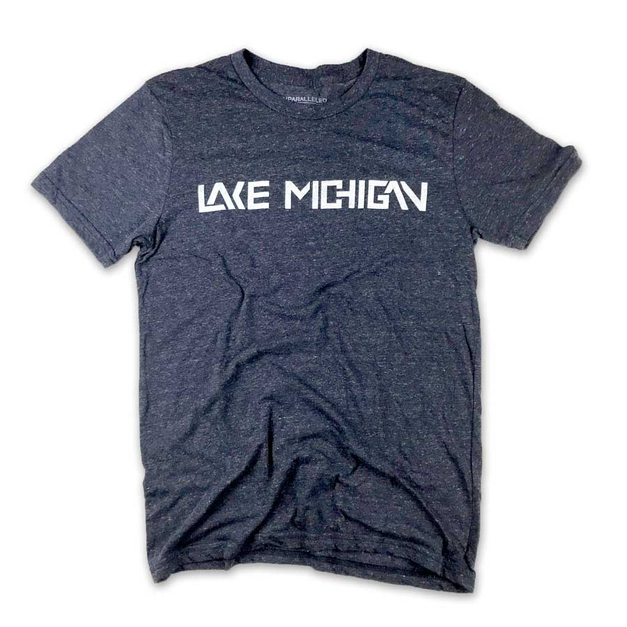 Lake Michigan T-Shirt - Unparalleled Apparel