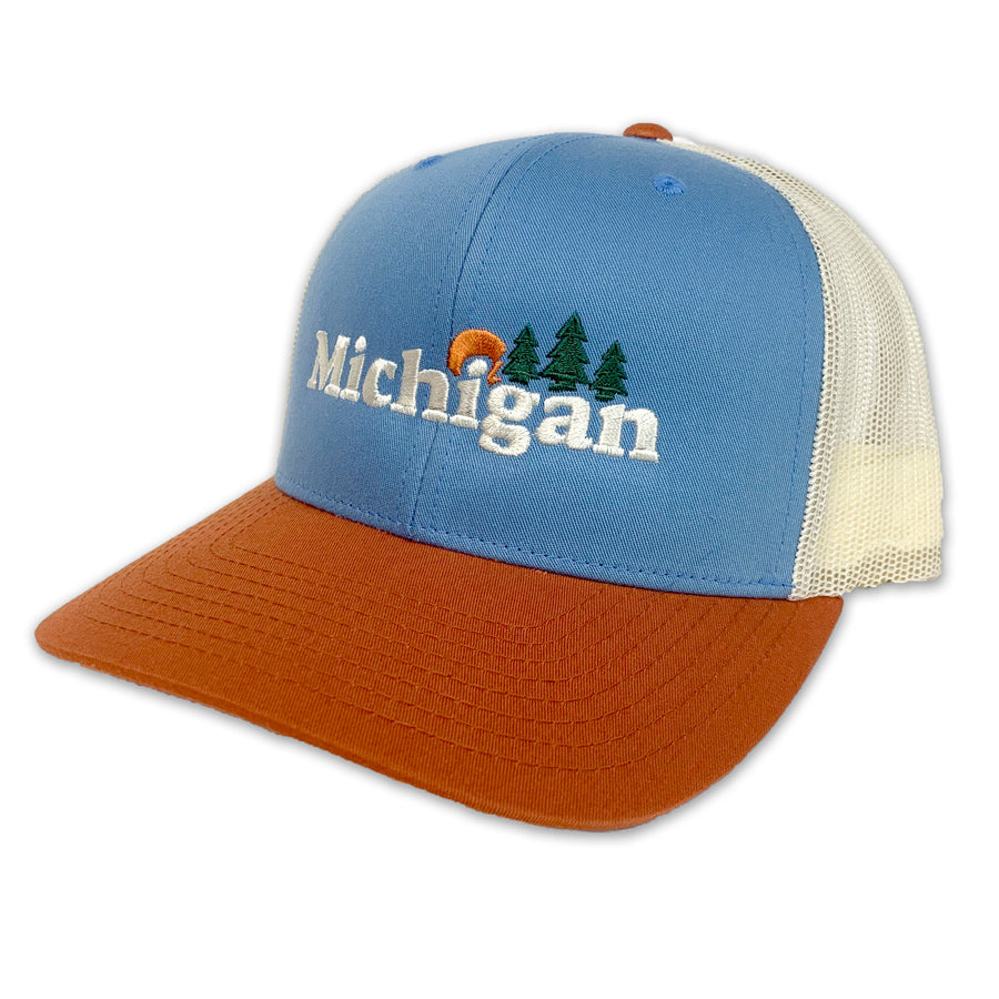Michigan Classic Snapback - Unparalleled Apparel