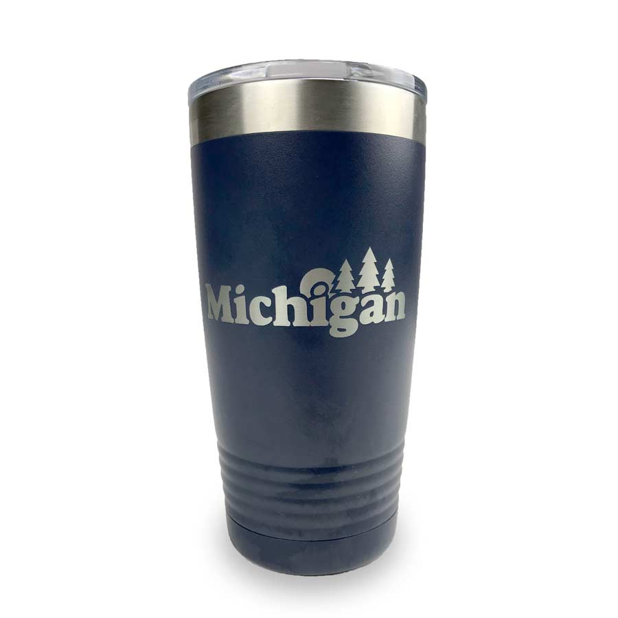 Michigan Classic Tumbler - Unparalleled Apparel