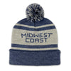 Midwest Coast Vintage Beanie - Unparalleled Apparel
