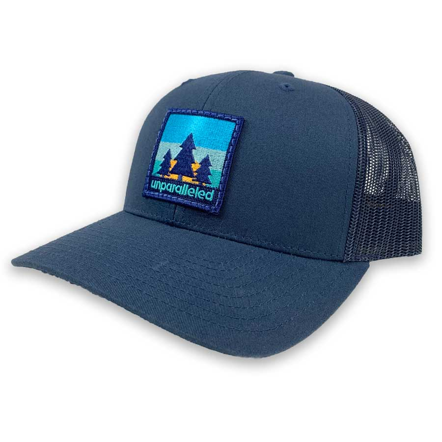 Unparalleled Patch Hat