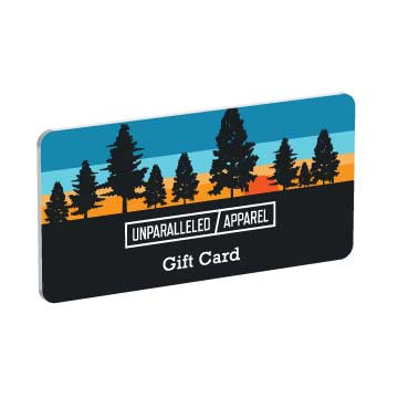 Gift Card - Unparalleled Apparel