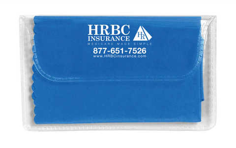 Cleaning Cloth - HRBC Branded Giveaway